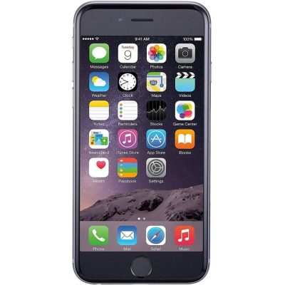 refurbished iphone 6 grey