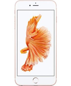iPhone 6s 64GB Gold, Rose Gold and Silver