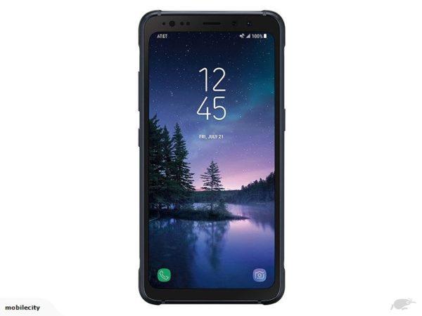 Samsung Galaxy S8 Active, Samsung, Samsung Galaxy, S8 Active, Samsung Galaxy S8 Active Black