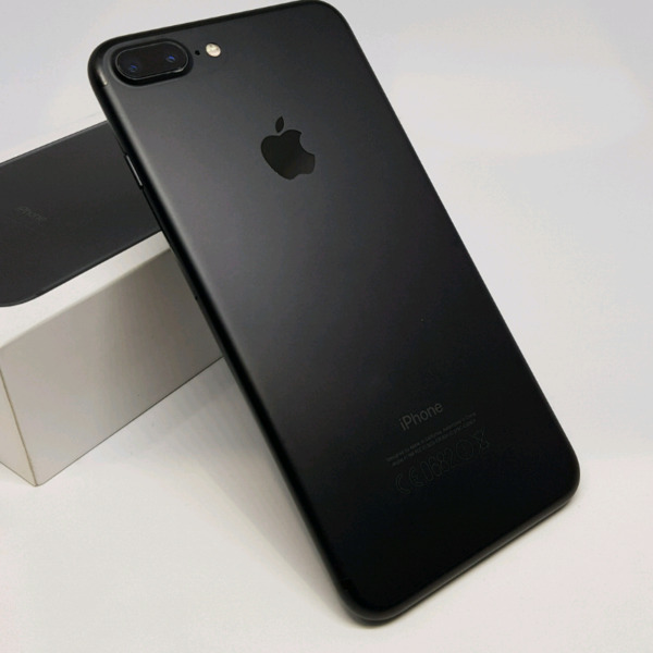 Iphone 7 Plus 128gb Matte Black Mobile City