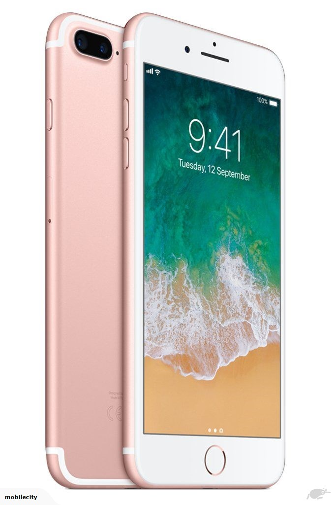 Iphone 7 Plus 128gb Rose Gold Mobile City