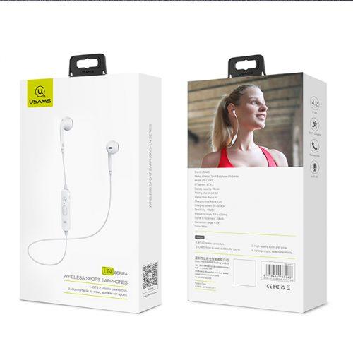 USAMS Sports Bluetooth Wireless Headset