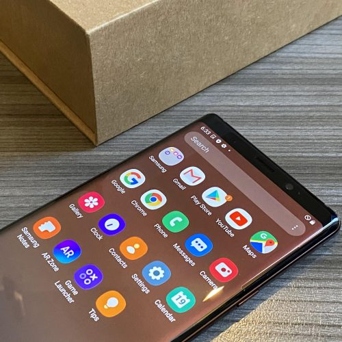 Samsung Galaxy Note 9, Samsung, Samsung Galaxy, Note 9, Samsung Galaxy Note 9 Metallic Copper