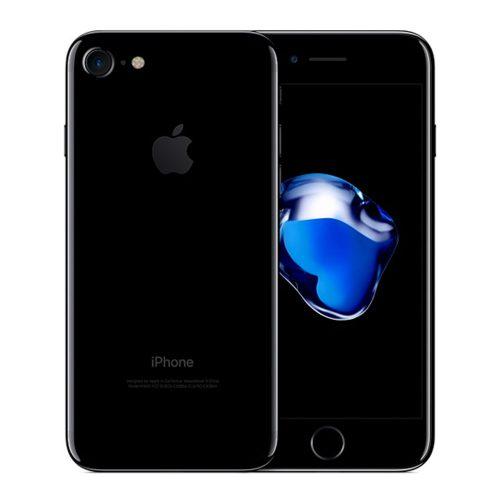 refurbished iPhone 7 jet black