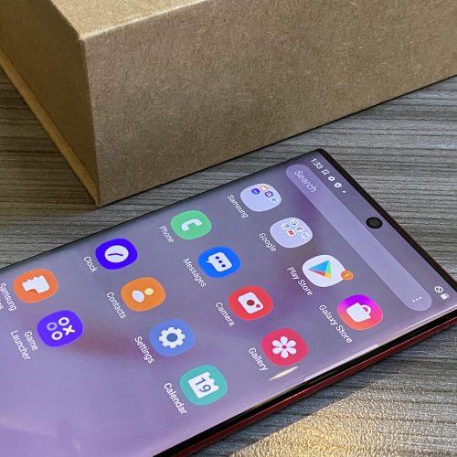 Samsung Galaxy Note 10, Samsung, Samsung Galaxy, Note 10, Samsung Galaxy Note 10 red