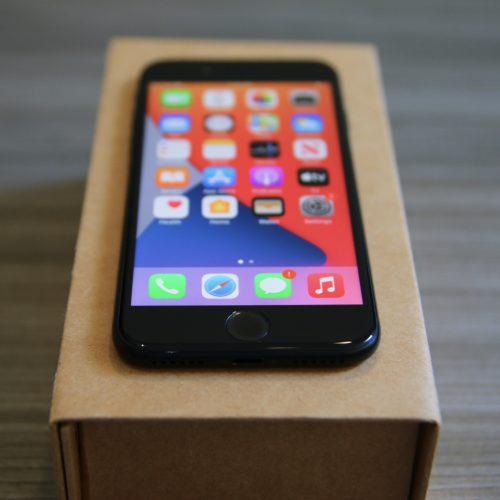 iphone, iphone 7, iphone 7 matte black, apple iphone 7 matte black